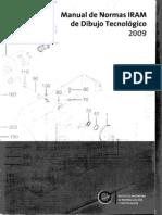 Normas IRAM 2009 de Dibujo Técnico