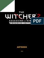 Thewitcher2artbook Eng