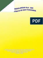 Pedoman Penanggulangan Klb Dbd Bagi Keperawatan Di Rs Puskesmas 2006 2