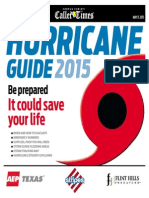 Hurricane Guide 2015