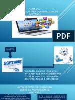 Tema #6 Marco Juridico Para La Proteccion Del Software