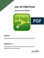 Manual Módulo I - Sub II  REALIZA MANTO.  A SISTEMAS ELECTRICOS Y ELECTRONICOS  - 2013-1 version 2 c.pdf