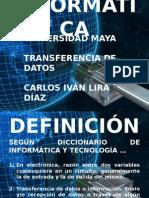 Informática Transferencia de Datos