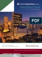 Manhattan 10yr real estate study (1999-2009)