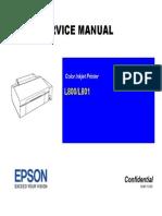 L800 L801 Service manual