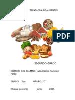 Tecnología de Alimentos Laboratorio