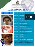 SCAN Calendar of Events 2015