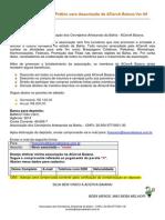 Manual Prático Para Associação Da ACervA Baiana Ver 04