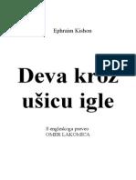 Ephraim Kishon - Deva Kroz Usicu Igle