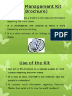 e-Waste Ppt Raw