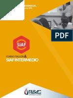CURSO PRESENCIAL SIAF Intermedio - Inicio