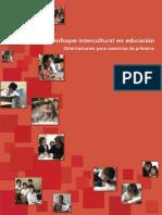 El Enfoque Intercultural en La Educacion