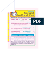 JSSW May 2015 Volume XI Issue 12