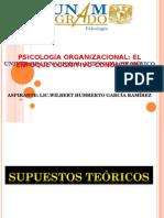 El enfoque cognitivo-conductual aplicado a las organizaciones