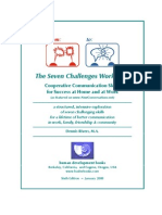 The Seven Challenges Workbook 2008