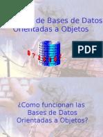 Bases de Datos Objetos