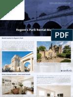 Regent's Park Rental Market