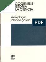Psicogenesis e Historia de La Ciencia - (Iniciación Recomendada Por RG - Piaget y García