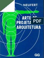 Arte de Projetar Em Arquitetura - NEUFERT