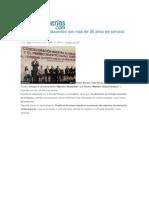 15-05-2015 Poblanerías.com - RMV Condecora a Docentes Con Más de 30 Años de Servicio