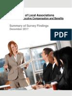 Ae Local Compensation Profile Survey 2014