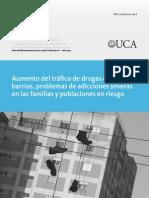 Observatorio de la Deuda Social Argentina presentado hoy por la UCA