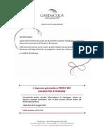 Voucher Gardacqua BC PER 2 PRS