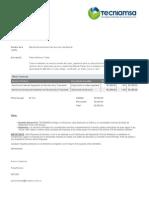 Cotización Para La Recolección,Transporte y Disposición Final de Reactivos de Laboratorio_V1