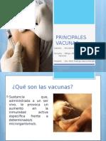 Principales Vacunas2012