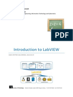 Intro to LabVIEW