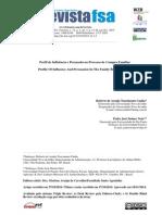 Perfil de Influência e Persuasão No Processo de Compra Familiar