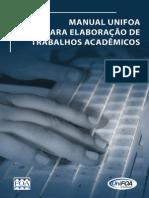 Manual UniFOA Para Elaboração de Trabalhos Acadêmicos