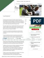 Receta Para Vivir 100 Años - Salud - ELTIEMPO