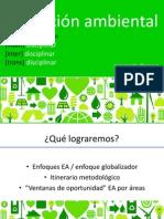 Ecoschool - Educación Ambiental - L Piscoya 2014