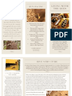honey bee brochure