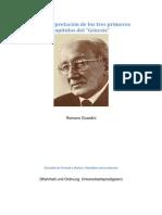 Interpretacion de los tres primeros capitulos del Genesis - Romano Guardini.pdf