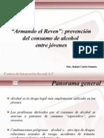 Armando El Reven Prevención Del Consumo de Alcohol Entre Jovenes