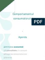 3_Comportamentul Consumatorului - Geo&CFDP