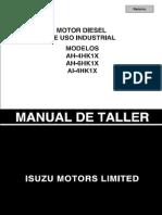 isuzu 4hk1 service manual pdf
