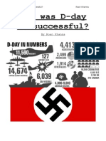 Why Was D-day Sucsessful Full