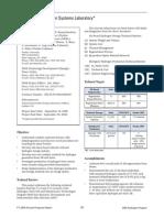Purdue Hydrogen Systems Laboratory - DOE Annual Report 2008
