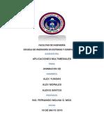 Animaciones 3D PDF