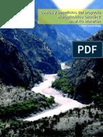 Costos y Beneficios del proyecto hidroeléctrico Chadín 2 en el Río Marañón