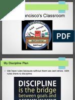 my discipline plan