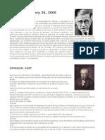 Biografia de 50 Filosofos