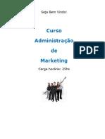 Curso Completo de Administraação de Marketing
