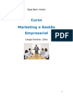 Curso Marketing e GestSC1111