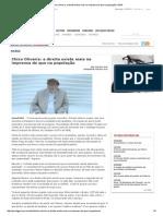 Chico Oliveira_ a Direita Existe Mais Na Imprensa Do Que Na População _ GGN