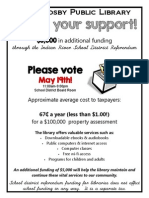ANT 2015 School Budget Vote