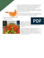 Alimentos q Pcontienen Vitaminas y Minerales